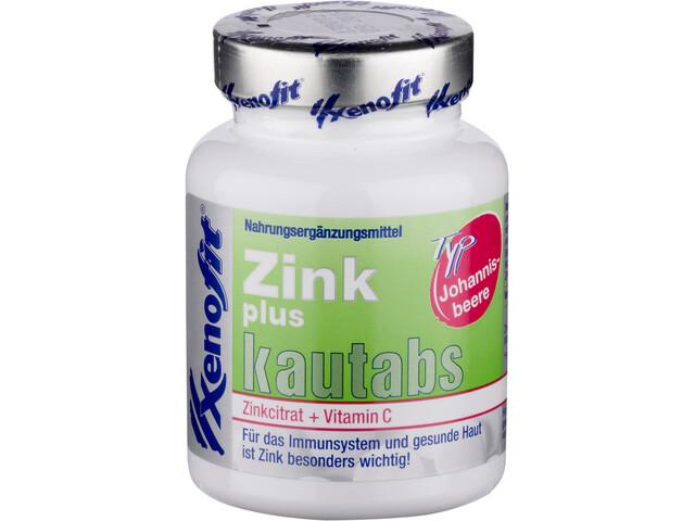 Xenofit Zink Plus Chewable Tablets 50 Pieces Currant Berry